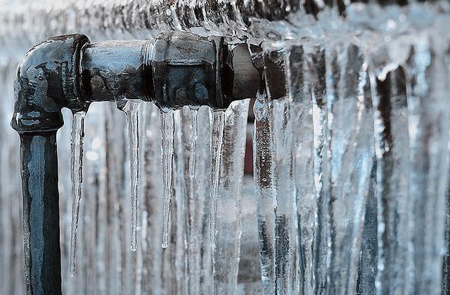 Frozen Pipes In Regina SK